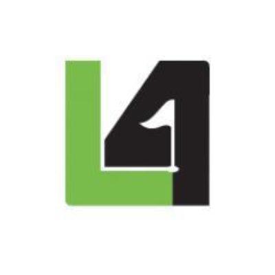 Level4 Golf Logo