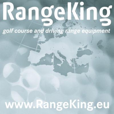 Range King Logo Golfbutler